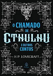 O chamado de Cthulhu e outros contos - H. P. Lovecraft - Livro Novo - Terror