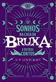Os sonhos na casa da bruxa e outros contos - por H. P. Lovecraft - Livro Novo