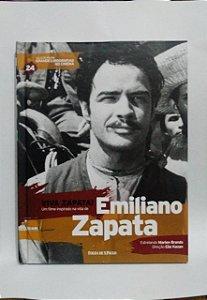 Emiliano Zapata - Coleção folha Grandes Biografias no Cinema - Biografia com DVD Filme