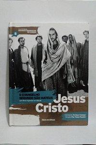 O Evangelho Segundo Mateus - Jesus Cristo - Coleção folha Grandes Biografias no Cinema - Biografia com DVD Filme