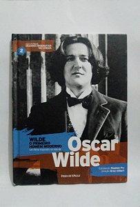 Wilde O Primeiro Homem Moderno - Oscar Wilde - Coleção folha Grandes Biografias no Cinema - Biografia com DVD Filme