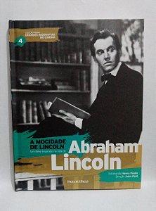 A Mocidade de Lincoln - Abraham Lincoln - Coleção folha Grandes Biografias no Cinema - Biografia com DVD Filme
