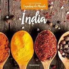 Índia - Coleção Folha Cozinhas do Mundo