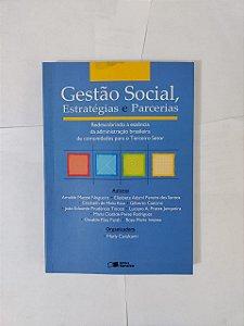 Gestão Social, Estratégias e Parcerias - Marly Cavalcanti (Org.)