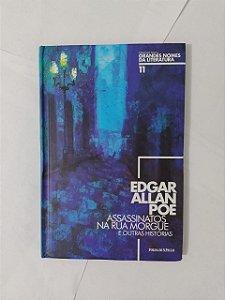 Assasinatos na rua Morgue e Outras Histórias - Edgar Allan Poe (Coleção Folhas Grandes Nomes da Literatura)