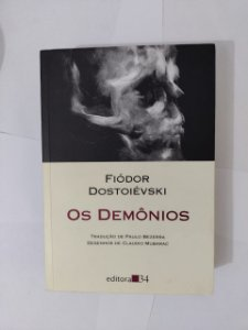 Os Demônios - Fiódor Dostoiévski