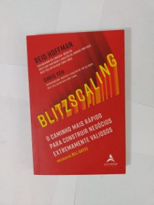 Blitzscaling - Reid Hoffman e Chris Yeh