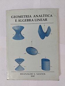Geometria Analítica e Álgebra Linear - Reginaldo J. Santos