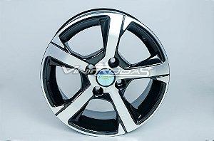 Jogo de Rodas Chevrolet Onix aro 15