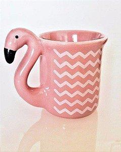 Caneca Flamingo