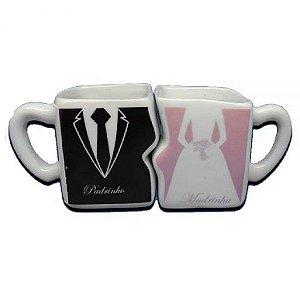 Kit dupla padrinhos de casamento - lembrança Casamento