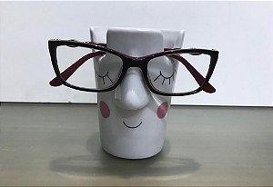 Porta óculos Feminino - Porcelana