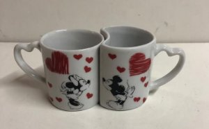 Kit Dupla Namorados Mickey e Minnie