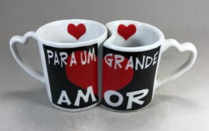 Kit Dupla Namorados Para um Grande Amor