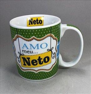 """Caneca """" Amo Meu Neto """""""