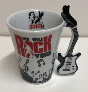 Caneca Queen - Porcelana - 300 ml