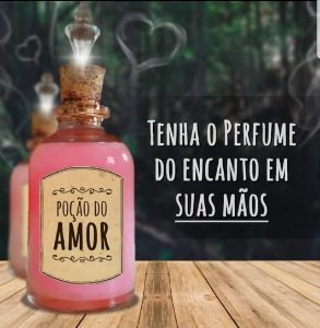 Perfume Atrativo - Poção do Amor 30ml