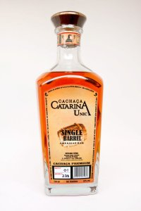 Cachaça Catarina Única Single Barrel 750ml