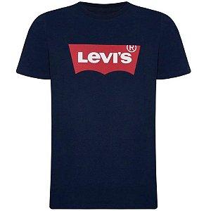 Camiseta Levi's Estampada - Marinho -  LB0010026