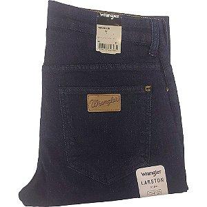 Calça Wrangler Slim com Elastano - Cor Azul Escuro - REF WM3503