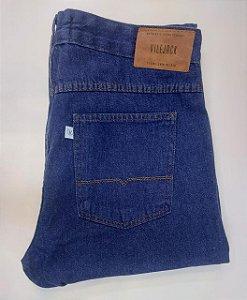 Calça vilejack 100% algodão azul escura VM20CT003