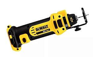 Recortadora Multidirecional Drywall 20v  DeWALT DCS551