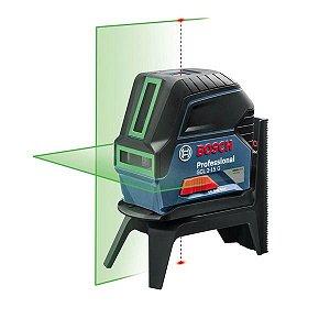 Nível Laser Bosch GCL 2-15G Laser Verde
