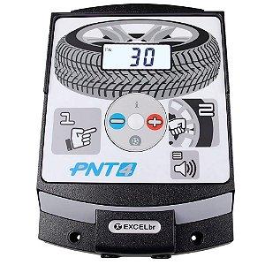 Calibrador De Pneus Eletrônico De Parede PNT4 - 145 Psi- Excel/Pneutronic