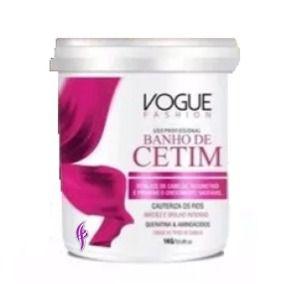 Máscara Banho De Cetim Vogue Fashion 1kg