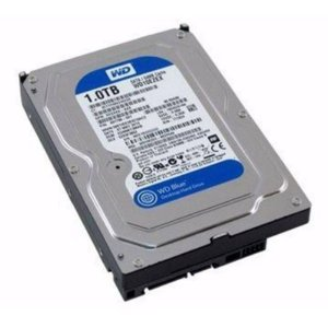 HD 1TB WESTERN DIGITAL BLUE 7200RPM