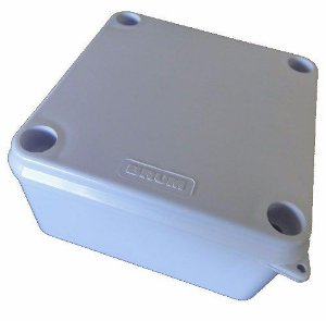 Caixa proteção derivação 100x100x50 Brum
