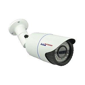 Câmera bullet com Zoom ajustável (Varifocal) AHD 1MP/720p (40m)