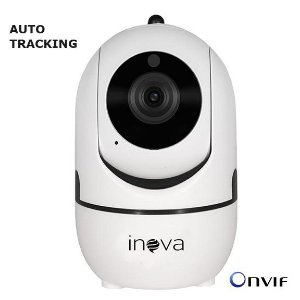 CAMERA IP/WIFI PTZ ROBO ON VIF AUDIO AUTO TRACKING CAM-5703 INOVA