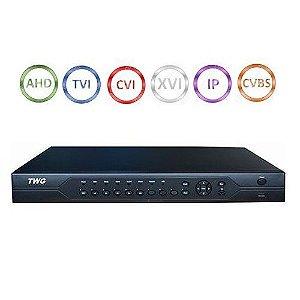 DVR 32 CANAIS 6X1 1080N TW-7132 LM