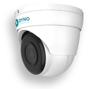 CAMERA IP DOME 5MP IR 30MT C/ INTELIGENCIA ARTIFICIAL E ANALÍTICOS DYNO DM536H1