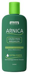 BRAVIR ARNICA LOÇÃO 240ml