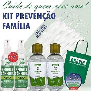 Kit Prevenção Família