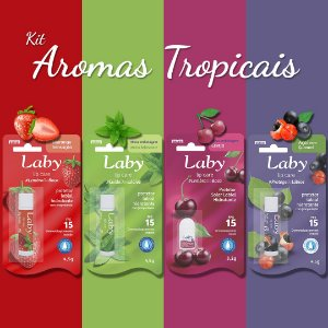 Kit Aromas Tropicais