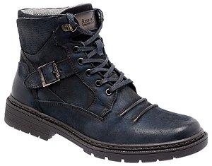 Coturno Amarok Defender 782-2 Material Nobuck Cor Jeans