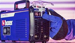 Máquina de Solda TIG TOUCH201BV Inversora 110/220V 160A - BOXER
