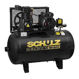 Compressor de Ar CSL 10 BR/100L 110/220V Bravo - SCHULZ