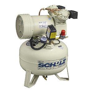 Compressor de Ar MSV 6/30L 110V Isento de óleo - Schulz