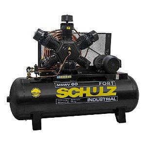 Compressor de AR MSWV-60 FORT/425L 220/380V 15CV - SCHULZ