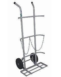 Carro Transporte de cilindro TM-48 oxigênio / acetileno  - MARCON