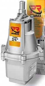 Bomba D agua submersa SAPO 3/4 127V 360W 1800LT/H - PRBOMBAS