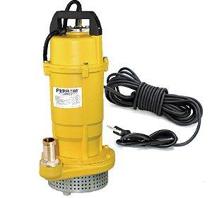 Bomba D agua submersivel BS-16 PREMIUM 1/2CV 220V - FERRARI