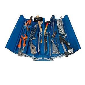 Caixa de ferramentas sanfonada com 5 gavetas - Gedore