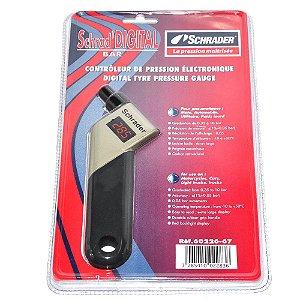 Manômetro Digital 0,35 a 10 bar - Schrader