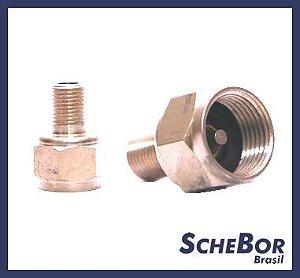 Adaptador Macho R1758 - Schebor