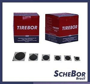 Remendo p/ Câmara de Ar 60mm (40 Peças) - Schebor